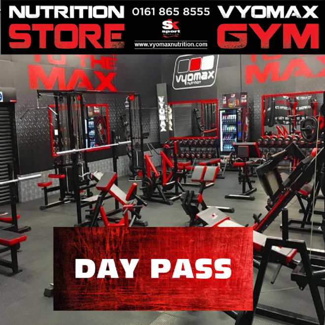 GYM DAY PASS
